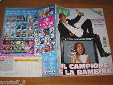 TV SORRISI E CANZONI=1996/9=FESTIVAL SANREMO=RON=SIRYA=GIGI PROIETTI=