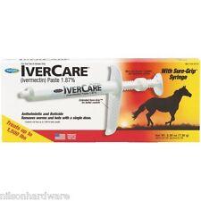 Farnam Ivercare 1.87% Ivermectin Horse Equine DeWormer Paste 100504274