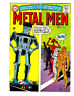 THE METAL MEN #15 in VG/FN- condition a 1965 Silver Age DC comic