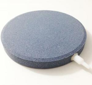 Air Stone Circular Disc Round Aquarium Fish Tank / Koi Pond Use - Diffuser Plate