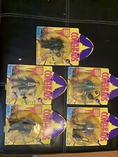 1993 Playmates Coneheads Complete Set of 5 Action Figures SNL MOC LOT Vintage