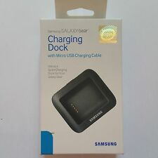 Brand New Sealed Replacement Charging Cradle Samsung Galaxy Gear Smart Watch OEM