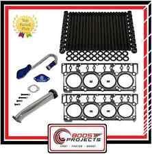 ARP Head Stud Kit & 20 mm Gaskets & EGR Delete Kit Ford 6.0L Powerstroke Diesel