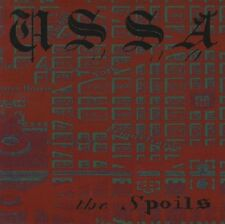 The Spoils-USSA CD   New