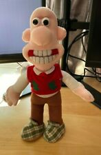 wallace and gromit 35cm plush