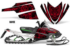 Decal Graphic Kit Arctic Cat M Series AC Crossfire Sled Snowmobile Wrap HAVOC R