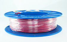 SINGLE CORE 3mm 100M RED WIRE CABLE 10 AMP CARAVAN TRAILER 4X4 AUTOMOTIVE 12V