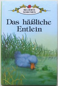 Ladybird Book – The Ugly Duckling – Well Loved 606D -  German – Nearly Mint