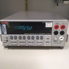 KEITHLEY 2700 MULTIMETER DATA AQUISITION SYSTEM