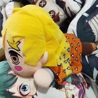 Kimetsu no Yaiba Agatsuma Zenitsu Short Blond mix Cosplay Wig 391 Demon Slayer
