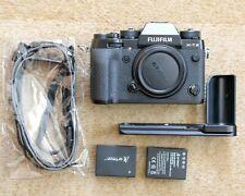 Fujifilm X series X-T2 24.0MP Digital SLR Camera - Black MADE IN JAPAN