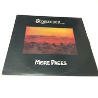 Storyteller 'More Pages' 1971 Transatlantic Tex Sleeve Vinyl LP VG+/VG Nice Copy