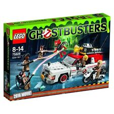 LEGO 75828 Ghostbusters Ecto-1 & 2 Building Set - New & Boxed
