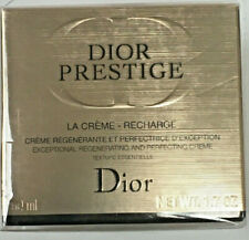 Dior Prestige La Creme Recharge Exceptional Regenerating Creme 1.7oz /50ml New