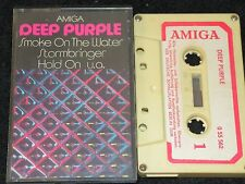 DEEP PURPLE same / unique DDR Compilation MC 1976 AMIGA 055562