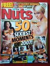 Nuts Magazine 2007 - LUCY PINDER Goes Topless + BB's Chanelle - Special Issue