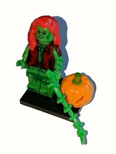 LEGO POISON IVY WITH PUMPKIN