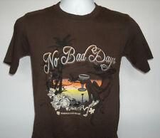 Mens No Bad Days Norwegian Pearl Cruise Ship T Shirt Small Palm Trees Beach