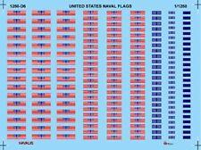 Navalis 1/1250 Ww2 United States Navy Flags