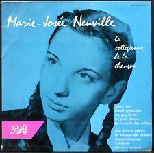 MARIE-JOSEE NEUVILLE La Collégienne de la chanson Son 1er 25CM PATHE AT 1073