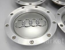 AUDI 03-04 RS 6, 03-05 A4, 05-06 A8 WHEEL CENTER RIM HUB CAP 146mm 8D0601165K