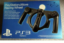 Official Sony PlayStation 3 MOVE RACING STERING WHEEL PS3 NEW BOXED