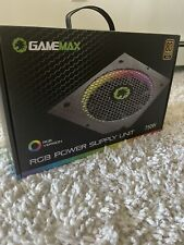 GAMEMAX RGB Power Supply Unit 750W 80 Plus Gold