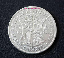 1933 King George V Silver Half crown 50% Silver Content British UK