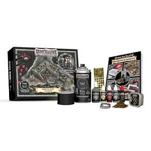The Army Painter Game Master Terrain Kit - Ruins & Cliffs WP4004