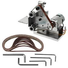 4500-9000RPM Electric Belt Sander Grinder Polishing Machine Sanding Belt D0W1