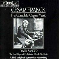 Various - Franck: Complete Organ Music (CD) (1995)