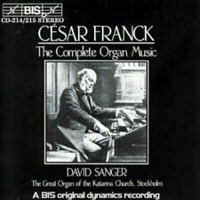 Various - Franck: Complete Organ Music (CD) (1995)