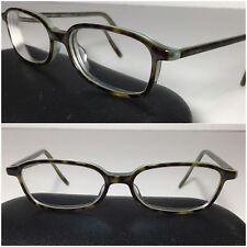 Kate Spade Green Tortoise Designer Rx Eyeglasses Frames Madison 140
