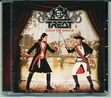 """Treat """"Coup De Grace"""" 2010, CD"""
