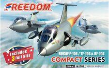 Freedom Models - Lockheed ROCAF F-104/TF-104/RF-104 (Compact Series) # 162702
