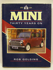 Mini : Thirty Years On by Rob Golding (1989, Hardcover)