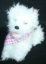 Fur Real Teacup Pup Maltese Puppy Dog FurReal white Interactive Plush Toy