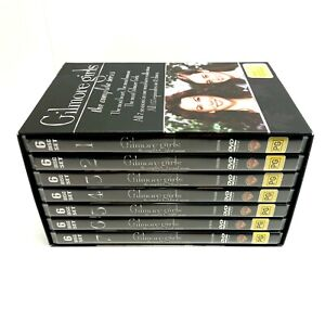 Gilmore Girls The Complete Series Box Set 42 Discs EXCELLENT CONDITION - PAL