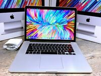MacBook Pro 15 inch Laptop / QUAD CORE i7 / 1TB SSD! / Retina / Warranty