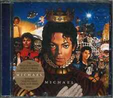 "MICHAEL JACKSON ""Michael"" CD-Album (Newly Completed Recordings)"