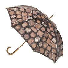CLIFTON Umbrella - Chocolates -Full Size -Artbrella Collection  - BNWT