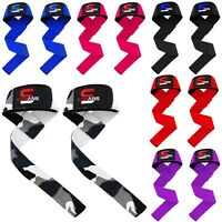 Straps Weight Lifting Hand Wrist Wraps Support Training Gym Gloves Fitness Grips