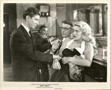 SEXY BUSTY BLONDE IRENE ANDERS IS MAN CRAZY ORIG FOX FILM STILL #1