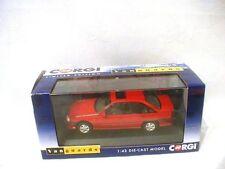 Corgi Vauxhall Diecast Cars with Limited Edition
