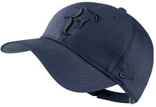 NEW Nike PREMIER RF HYBRID Hat 371202-413 MIDNIGHT NAVY Cap Federer