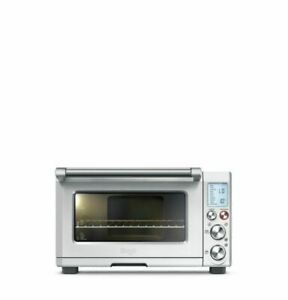 SAGE BOV820BSS 2400W The Smart Oven Pro with Element IQ - Silver