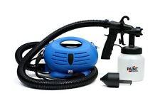 Paint Zoom HVLP NEW Paint Sprayer 3-way nozzle Tip Indoor/Outdoor Gun Spray Kit