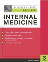 NEW - Appleton & Lange Review of Internal Medicine by Goldlist, Barry J.