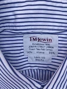 T.M.Lewin Pinstripe Shirt