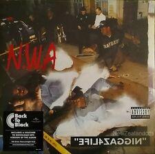 N.W.A EFIL4ZAGGIN NWA 180grm vinyl lp + mp3 new,sealed 1991 Hip Hop